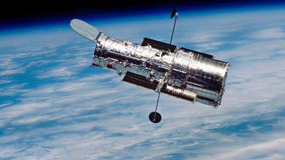 Telescópio espacial Hubble poderá se chocar contra a Terra em algumas décadas