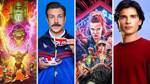 As 10 séries mais assistidas da semana (01/08/2021)
