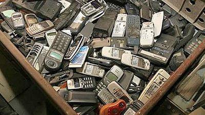 Apenas 20% do lixo eletrônico do mundo é reciclado, afirma ONU
