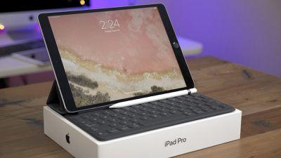 Novo modelo do iPad Pro pode receber câmera com a mesma tecnologia do iPhone X