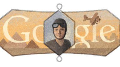No 8 de março, doodle do Google homenageia 13 mulheres importantes na história