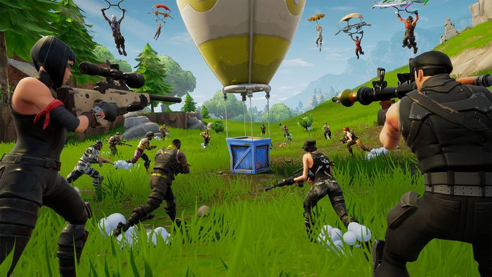 Samsung estaria negociando exclusividade do Fortnite para