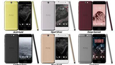 Vazam mais imagens do HTC One A9