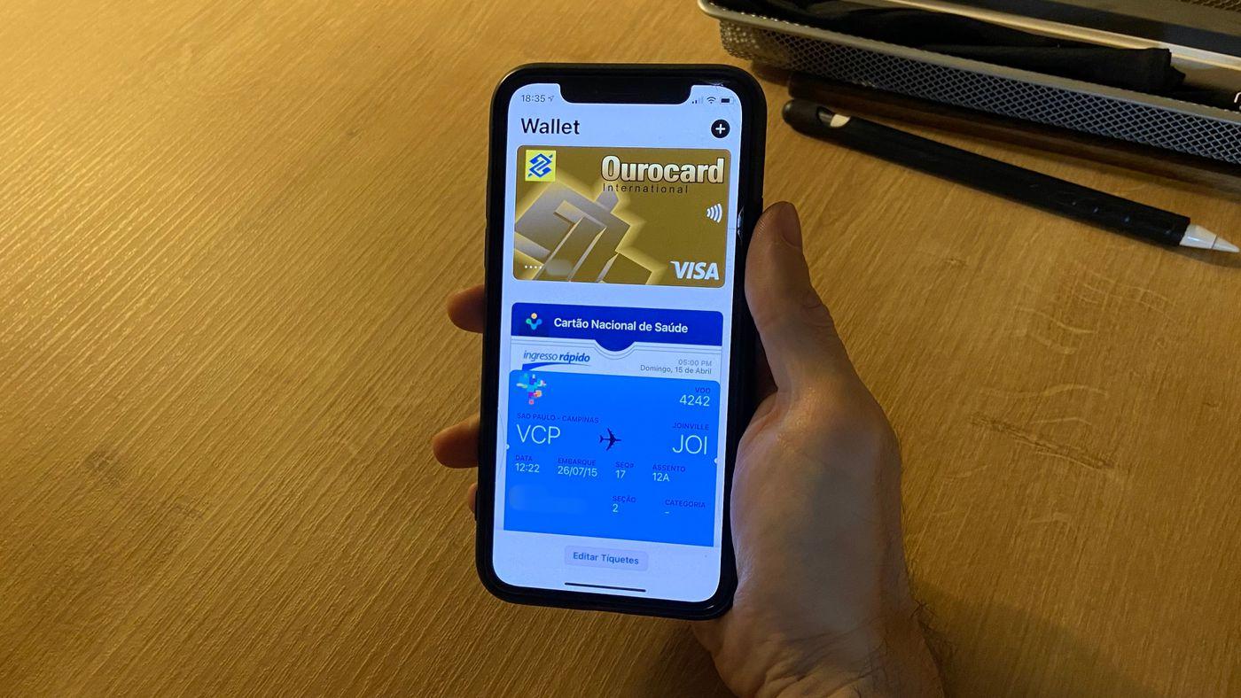 O que é e como usar o Wallet do iPhone