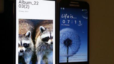 Primeiras imagens do Samsung Galaxy S4 Mini aparecem na internet