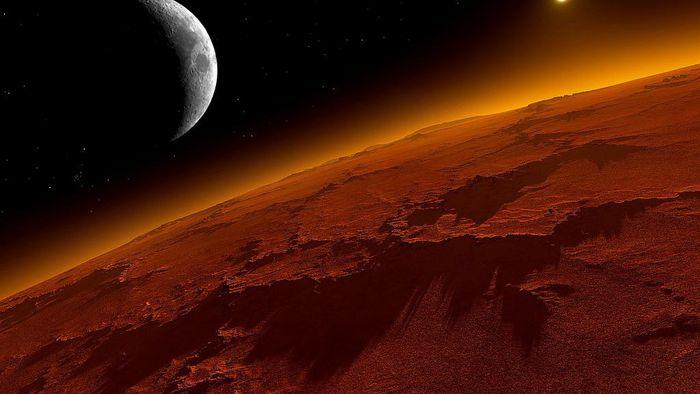 4 razões para acreditar que existe vida em Marte
