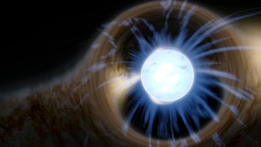 """Estrelas de nêutrons têm """"montanhas"""" com menos de um milímetro de altura"""