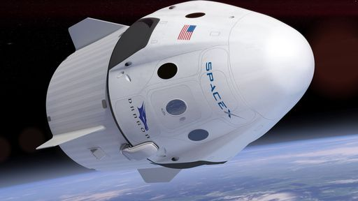 Transmissões da NASA e SpaceX foram usadas para promover golpes com Bitcoins