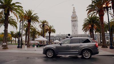 Uber recua e desiste de testar carros autônomos nas ruas de São Francisco