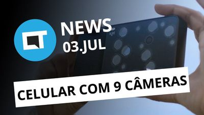 Huawei revela Honor 10 GT; Smartphone da Light com 9 câmeras e + [CT News]