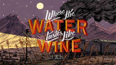 Análise | Mesmo tropeçando, Where the Water Tastes Like Wine tem o seu carisma