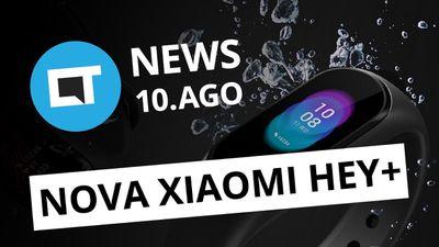 """Nova Xiaomi Hey+; EUA vai criar """"Força Espacial""""; Macs com bug e + [CT News]"""