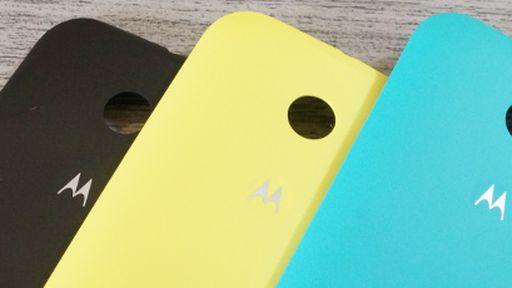 Hands-on do Moto E: a Motorola assumindo o controle do segmento de entrada