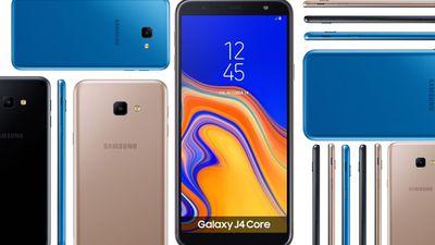 Samsung anuncia o J4 Core, seu segundo smartphone com Android Go