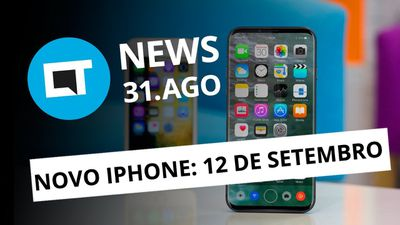 Data de lançamento do iPhone confirmada; LG V30 e Moto X4 anunciados [CT News]