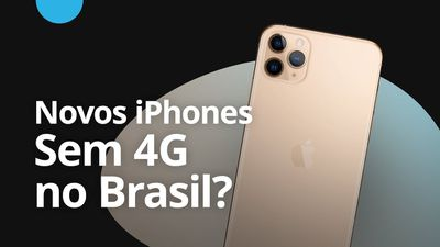 Novos iPhones 11 vs 4G do Brasil [CT News]