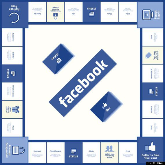 Facebook: The Board Game