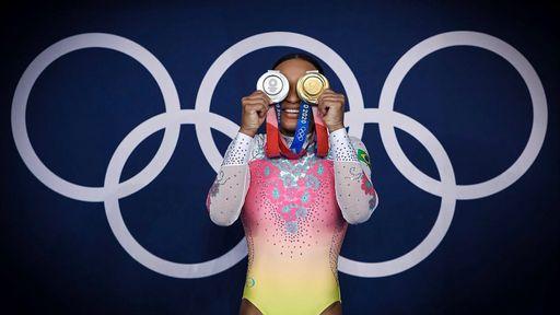 Impulsionados por medalhas, atletas olímpicos crescem também nas redes sociais