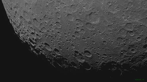 Missão indiana Chandrayaan-2 divulga sua primeira foto da Lua