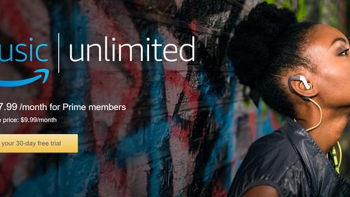 Amazon lança o Music Unlimited, seu serviço de streaming musical