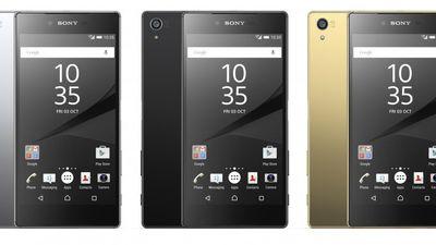IFA 2015: Sony Xperia Z5 Premium é o primeiro smartphone com tela de resolução 4