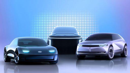 Hyundai lança plataforma parra carros elétricos e planeja 23 modelos até 2025