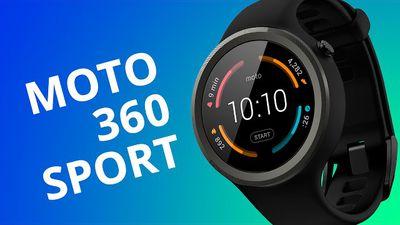 Moto 360 Sport - segunda geração (2015) [Análise]