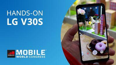 LG V30S ThinQ: câmera dupla com Inteligência Artificial [MWC 218]