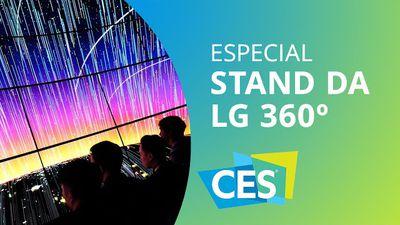 Área central (stand da LG) [360º | CES 2016]
