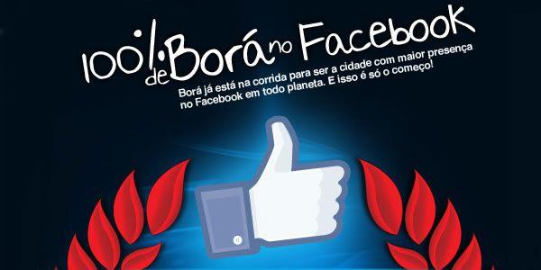 Borá Facebook
