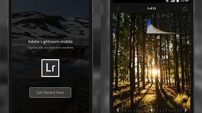 Lightroom para Android agora tem suporte total a RAW