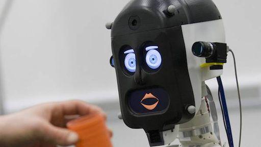 Seres humanos preferem trabalhar com robôs que expressam emoções, diz estudo