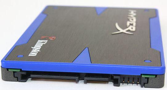 SSD Kingston HyperX Sata III 120 GB