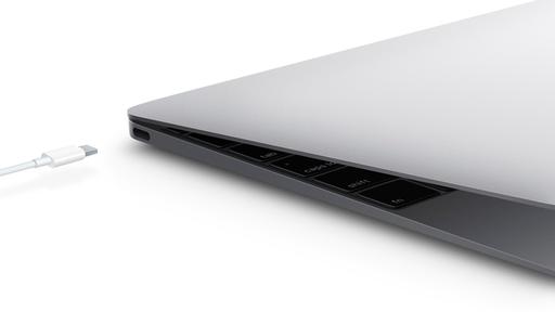 Códigos do macOS Sierra indicam que novos Macs virão com portas USB mais velozes
