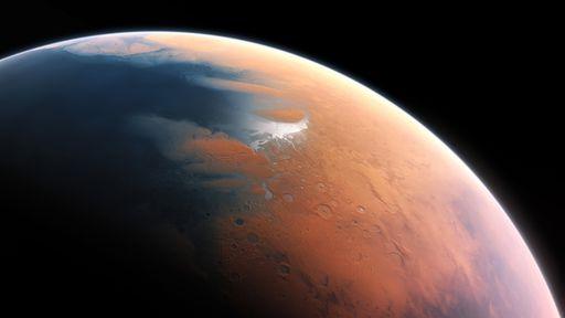 Dados do rover Curiosity revelam que Marte pode ter sofrido inundações