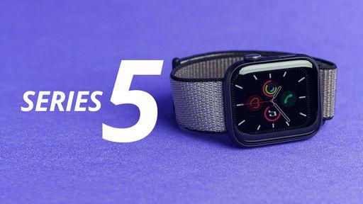 Apple anuncia data de lançamento e preços do Apple Watch Series 5 no Brasil