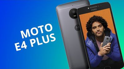 Moto E4 Plus [Análise / Review]