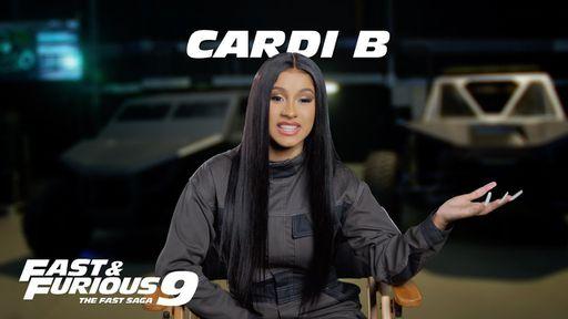 Velozes & Furiosos 9 | Cardi B conta como foi convidada para o filme -  Canaltech