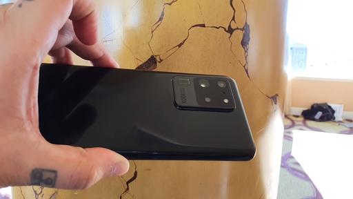 Linha Galaxy S20 ganha melhoria nas câmeras com atualização de abril