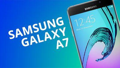 Samsung Galaxy A7 2016 [Análise]