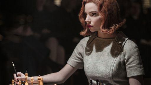 Série O Gambito da Rainha fez venda de jogos de xadrez explodir nos EUA