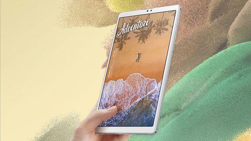 Samsung oficializa Galaxy Tab A7 Lite com foco em consumo de mídia