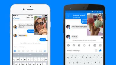 Facebook lança a função Instant Video em resposta ao Google Duo