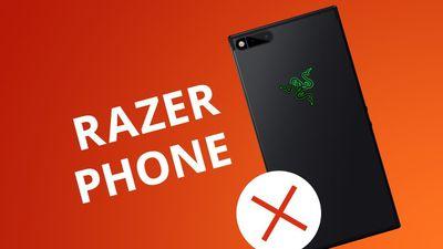 5 motivos para NÃO comprar o Razer Phone