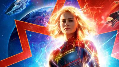Capitã Marvel deve bater marca de US$ 1 bilhão em bilheteria em breve