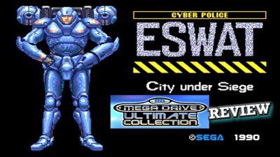 """Coleção SEGA Forever oferece """"ESWAT: City Under Siege"""" para dispositivos móveis"""