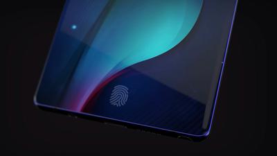 Patente mostra smartphone da Samsung sem bordas, botões e conectores