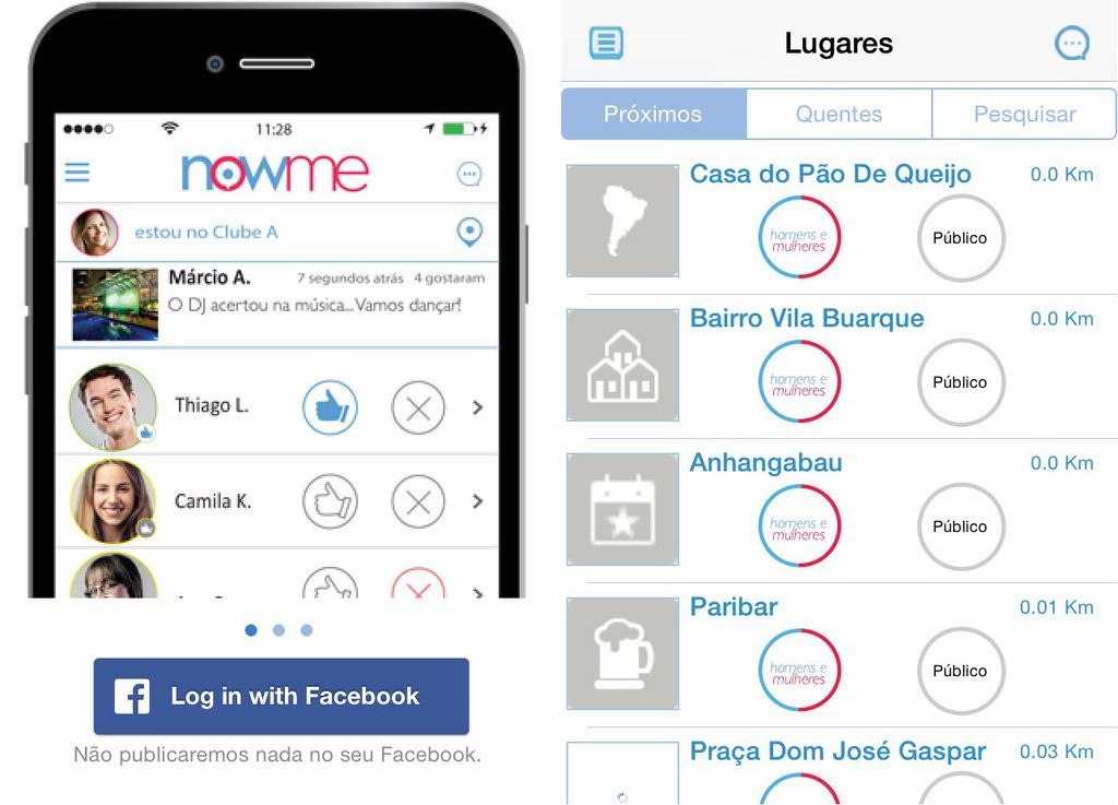 App NowMe