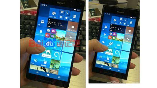 Lumia 950/950 XL: Microsoft deve lançar seus novos smartphones em setembro