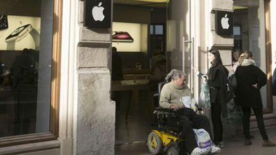 iPhone explode em loja da Apple na Espanha